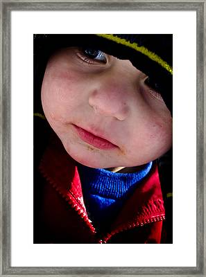 Atreju Son Of All Framed Print by Joel Loftus