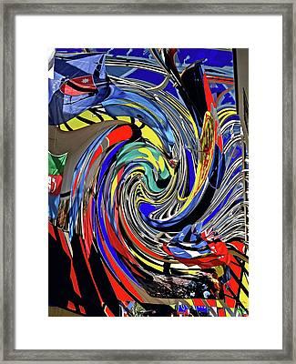Atrium Framed Print