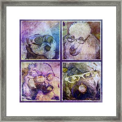 Attitoodles Framed Print
