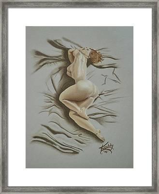 Au Naturel Framed Print