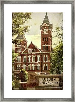 Auburn University - #1 Framed Print