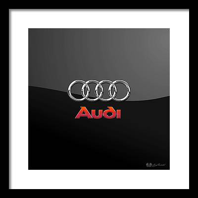Luxury Cars Framed Prints