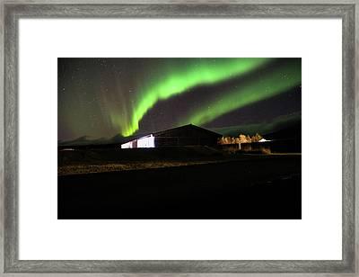 Aurora Borealis - 1 Framed Print