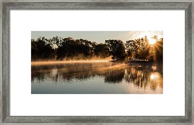 Aurora - Goddess Of The Dawn Framed Print