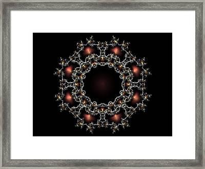 Aurora Graphics 025 Framed Print