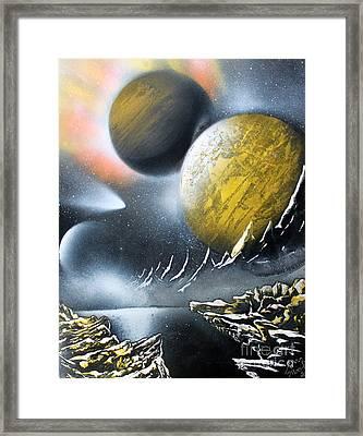 Aurora Framed Print by Greg Moores