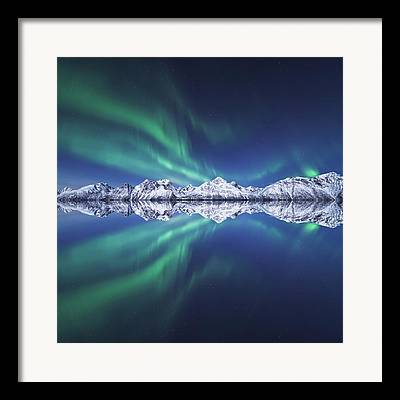 Winter Light Photographs Framed Prints