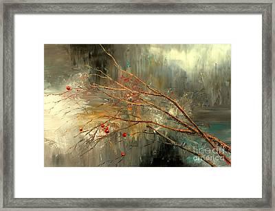 Austere Framed Print