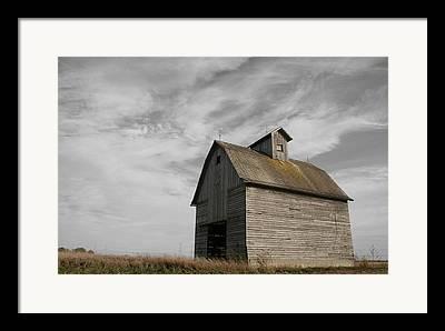 Old Barn Framed Prints