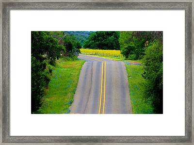 Austin Escape Framed Print by David  Norman