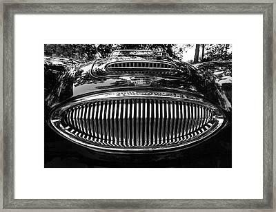 Austin Healey 3000 Mkiii Framed Print