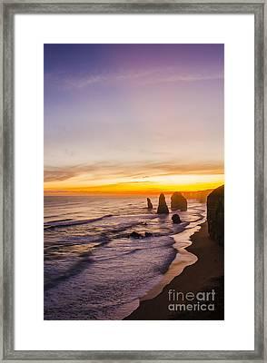 Australian Landmarks Framed Print by Jorgo Photography - Wall Art Gallery