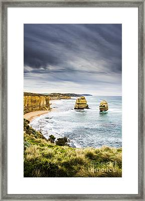 Australian Natural Wonders Framed Print