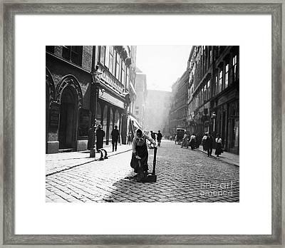 Austria: Vienna, 1916 Framed Print by Granger