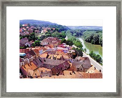 Austria Views 2 Framed Print