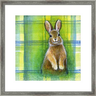 Framed Print featuring the painting Authenticity by Retta Stephenson