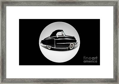 Auto Fun 01 - Cadillac Framed Print by Variance Collections