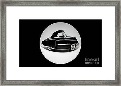 Auto Fun 01 - Cadillac Framed Print