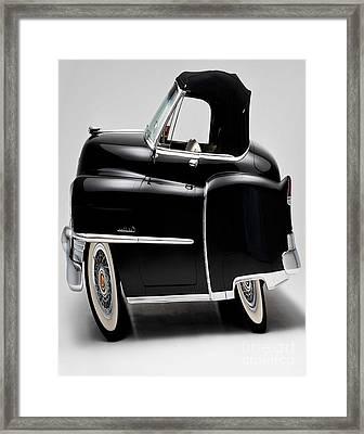 Auto Fun 02 - Cadillac Framed Print