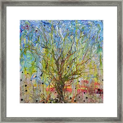 Autotroph Tree Of Life 1 Framed Print