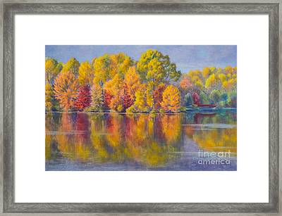 Autumn Afternoon 1 Framed Print