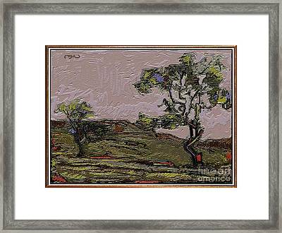Autumn An2 Framed Print