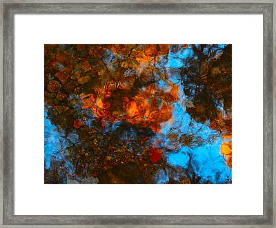 Autumn B 2015 35 Framed Print