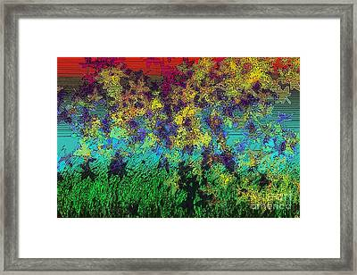 Autumn Breeze Framed Print by Patrick Guidato