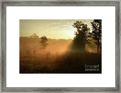 Autumn Equinox Framed Print