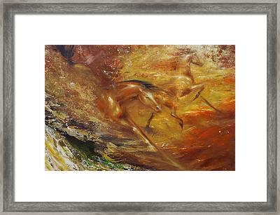 Autumn Equinox Framed Print