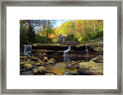 Autumn Fantasia Framed Print