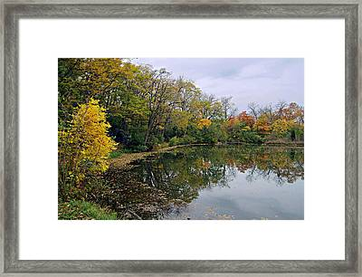 Autumn Fantasy Framed Print