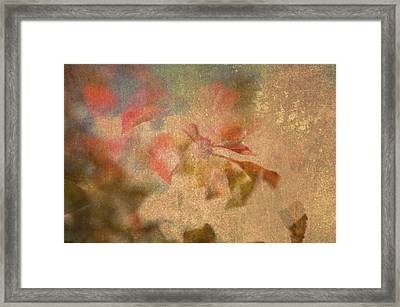 Autumn Fugue Framed Print