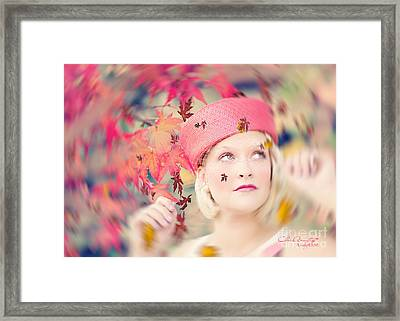 Autumn Grace II Framed Print by Chris Armytage