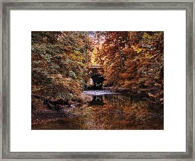 Autumn Hues Framed Print by Jessica Jenney