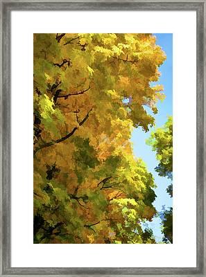Autumn I Framed Print by Art Spectrum