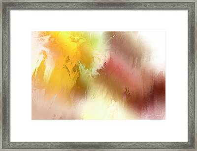 Autumn II Framed Print