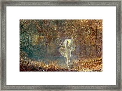 Autumn Framed Print by John Atkinson Grimshaw