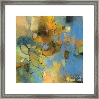 Autumn Memories 1 Framed Print