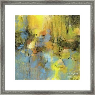 Autumn Memories 3 Framed Print