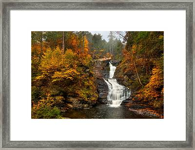 Autumn Morning Framed Print