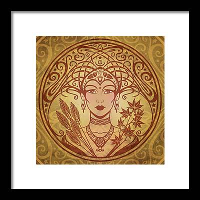 Acorn Framed Prints