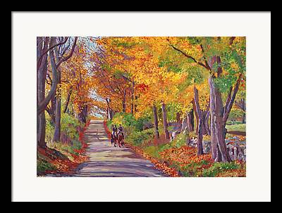 Bedford Hills Framed Prints