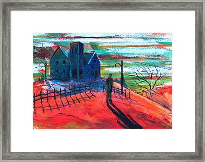 Autumn Framed Print by Rollin Kocsis