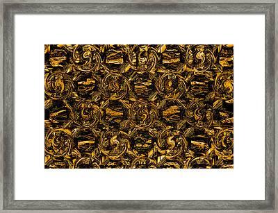 Autumn Serenade Framed Print by Robert Ullmann