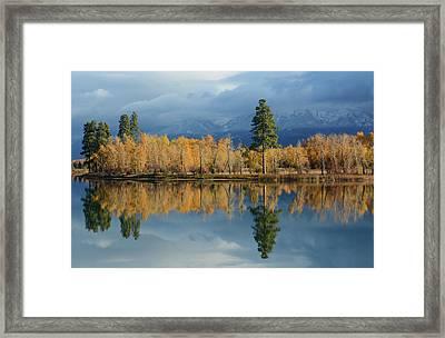 Autumn Song Framed Print