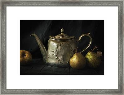 Autumn Sorrow Framed Print