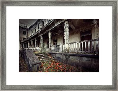 Autumn Story Framed Print by Svetlana Sewell