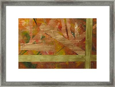 Autumn Framed Print by Veronica Trotter