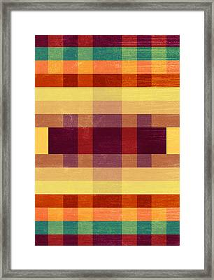 Autumn Winds Framed Print by VessDSign
